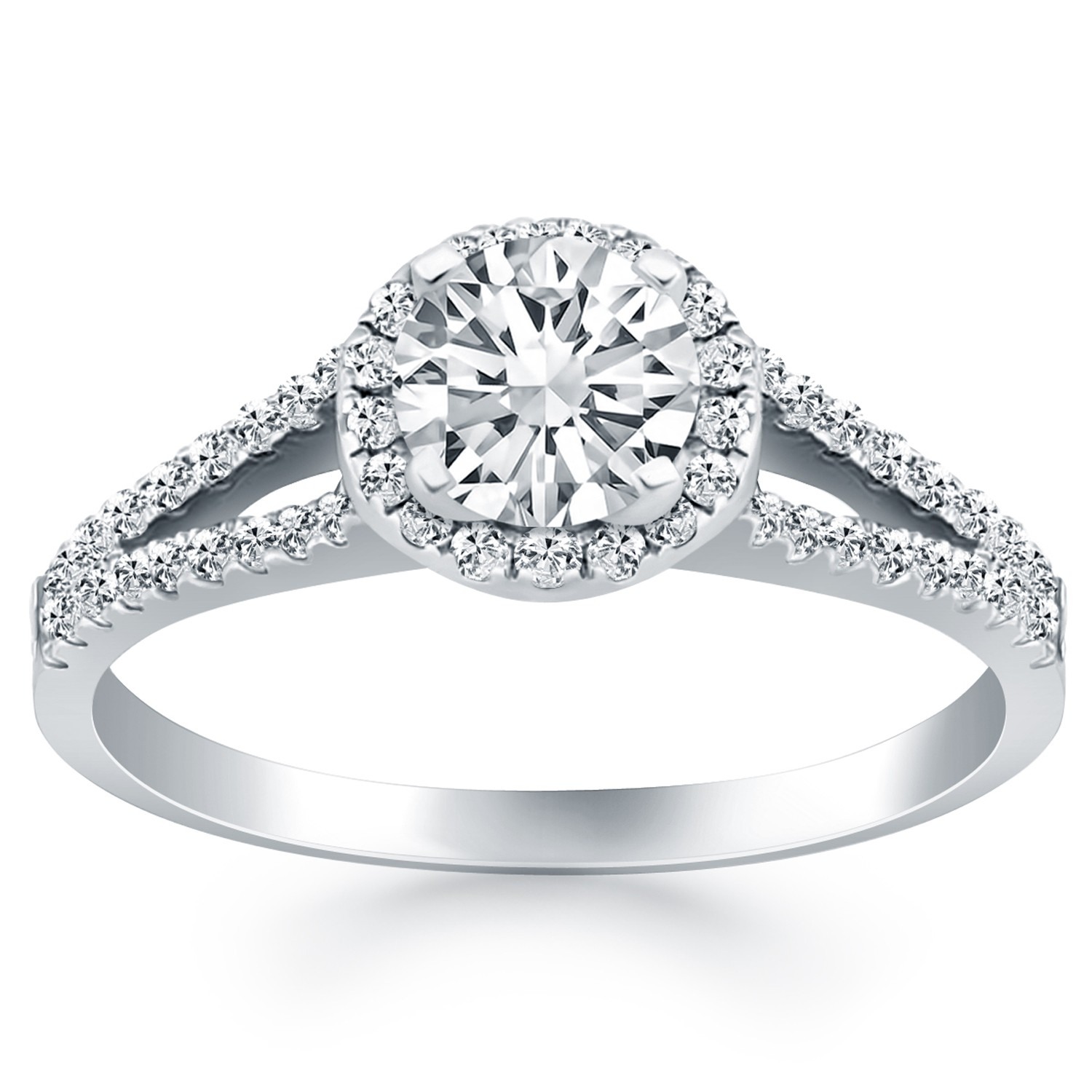 cushion halo what is a split rings shank ritani blog ring engagement